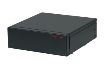 1U Metal Enclosure Case: 44 (H) x 133 (W) x 133 (D) mm