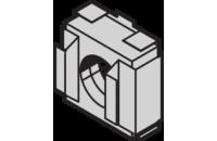 Cage Nut Kit, M6, 100pcs