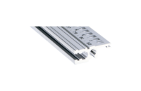 Horizontal Rail, Front, Type L-OD, Light, Without Lip, 84 HP