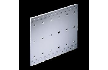 EuropacPRO Side Panel, Type F, Flexible, 3 U, 235 mm