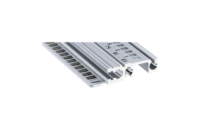 Horizontal Rail, Front, Type H-LD, Heavy, Long Lip, for IEEE Application, 84 HP