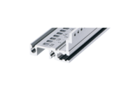 Horizontal Rail, Rear, Type H-MZ, Heavy, With Z-Rail, 84 HP