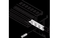 Horizontal Rails Threaded Insert, M2.5, 84 HP