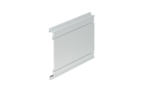 Frame Type Plug-In Unit Extruded Side Panel, 3 U, 160 mm, Symmetrical