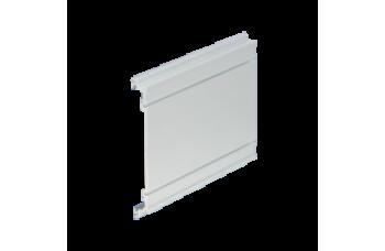 Frame Type Plug-In Unit Extruded Side Panel, 3 U, 160 mm, Symmetrical