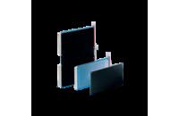 PCB Solder Side Cover, 3 U, 100 mm x 160 mm, 55°C