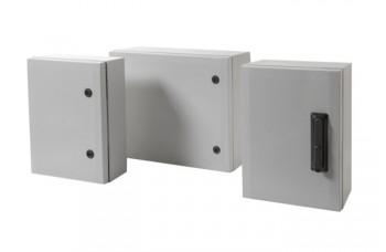 Arca IEC cabinet, IP66 with Hinged Door